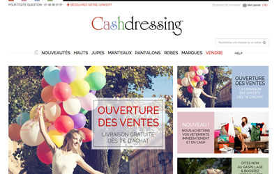 Cashdressing